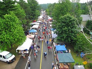 27th Annual Baysville Walkabout