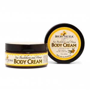 Body Cream Jar