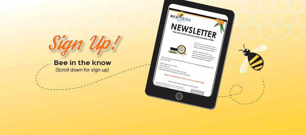 Newsletter1 - Sign up for exclusive offers, contests, and promotions!
