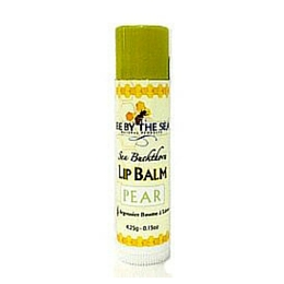 Bee By The Sea Pear Lip Balm