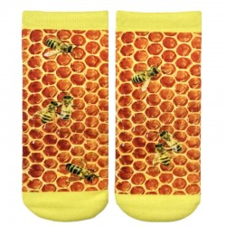 honeycomb socks 250x250 - Living Royal Ankle Socks