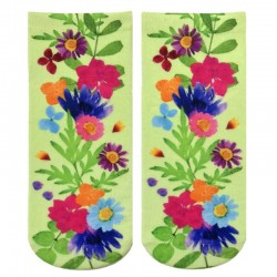 pressed flower socks 250x250 - Living Royal Ankle Socks