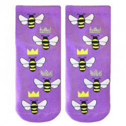 queen bee socks 250x250 - Living Royal Ankle Socks