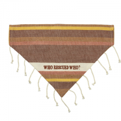 Cotton Collar Bandana