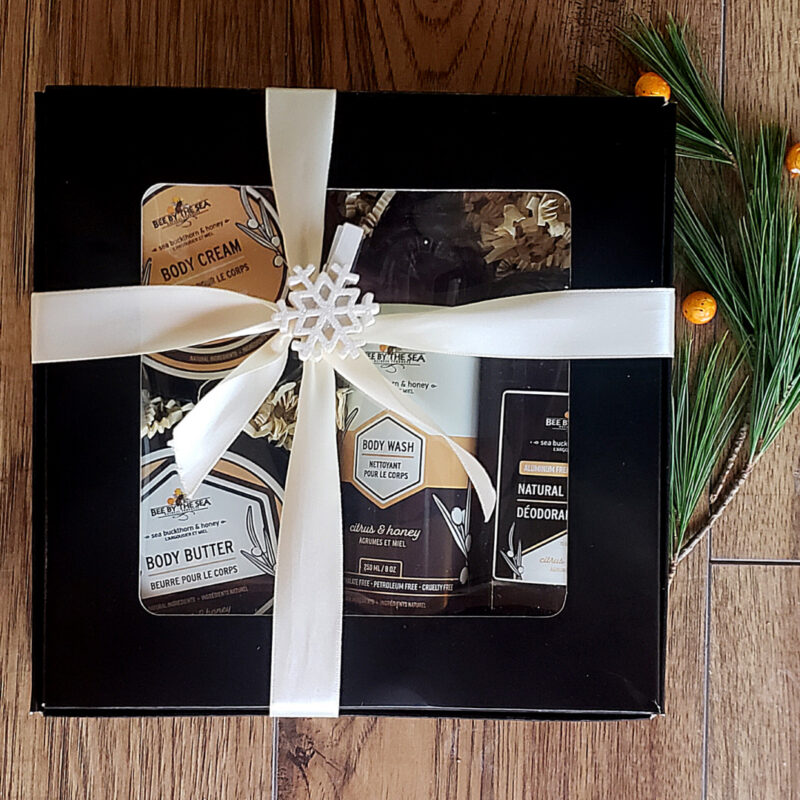 Winter Citrus Gift Set