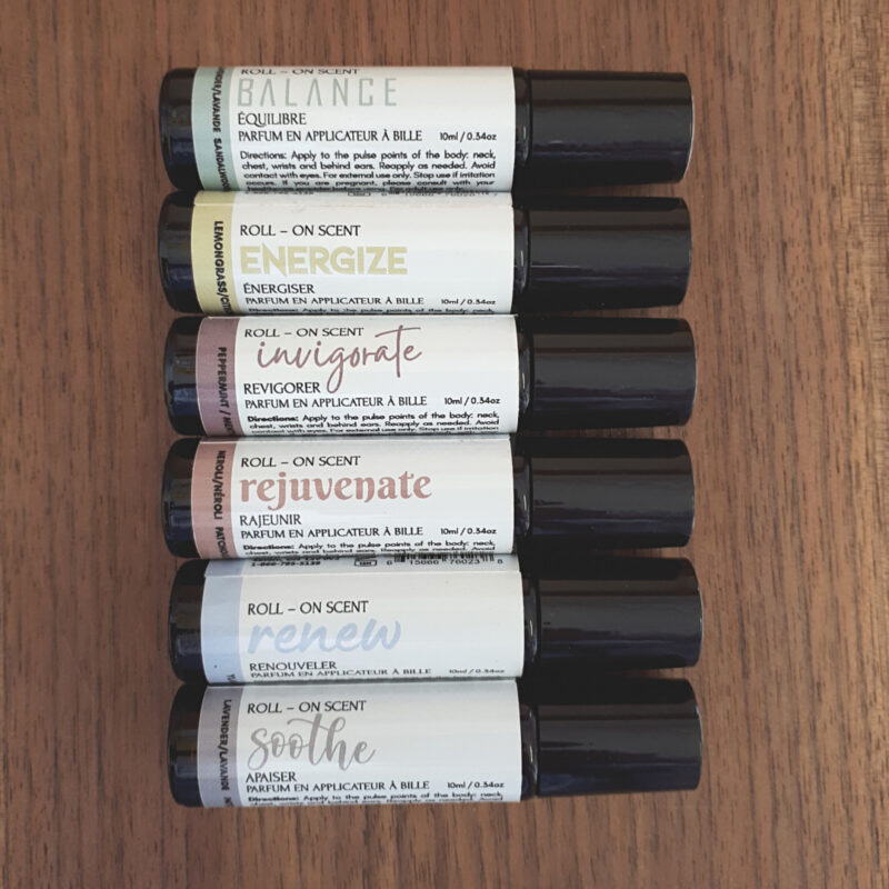 New Roll – On Scent